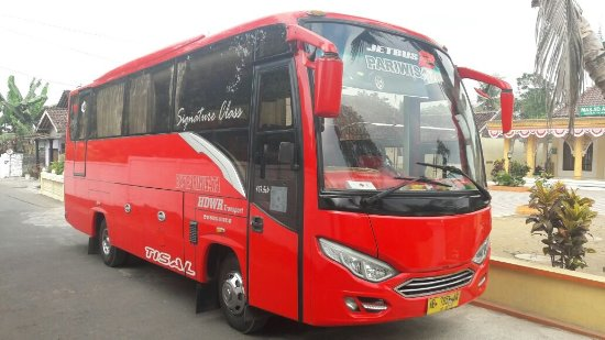 Pulau Batam Transportation (Suraji)