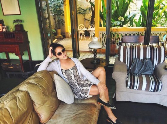 Baan Pra Nond Bed & Breakfast: Lobby