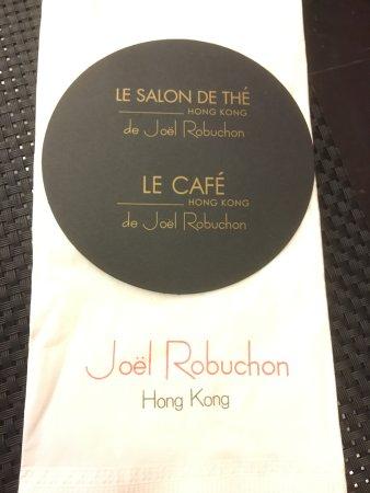 Le salon de the de joel robuchon hong kong restaurant - Salon de joel robuchon ...