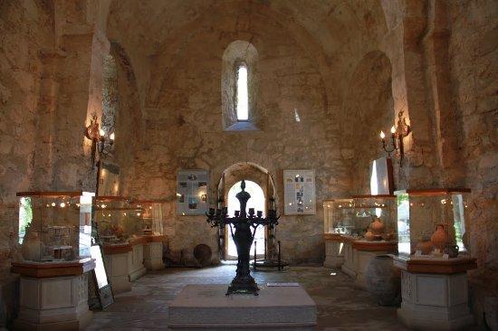 Lahich, Azerbaijan: Албанская церковь,деревня Киш, Шеки, Азербайджан.