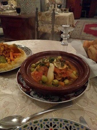 Authentic Moroccan Cuisine