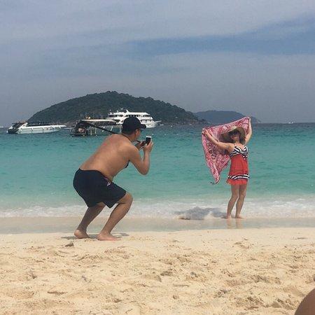 Day trip to similan islands