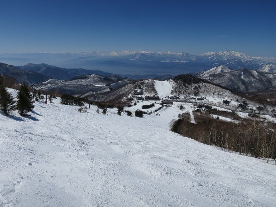 Takamagahara Mammoth Ski Resort