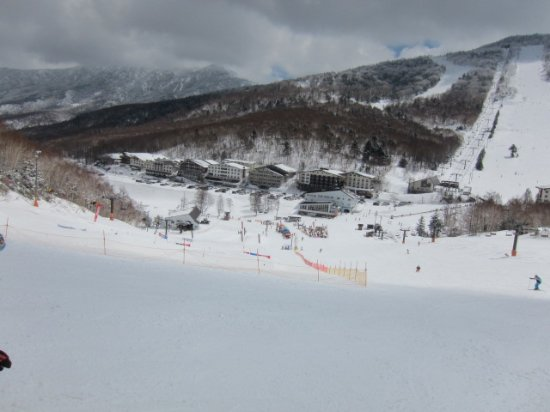 Ichinose Diamond Ski Resort