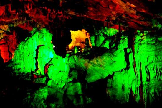 Sfentoni Cave: salle des bergers