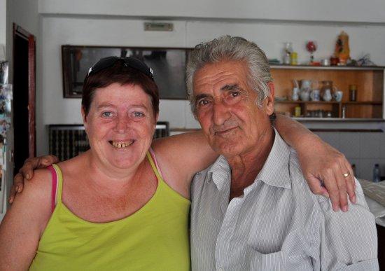 Piges Argiroupolis : accueil chez l'habitant
