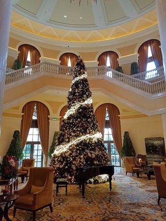 Four Seasons Hotel Macau, Cotai Strip: холл