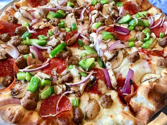 Manhattan Pizza at Manhattan Pizza, Warrenton VA