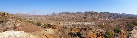 Isalo, Мадагаскар: canyon