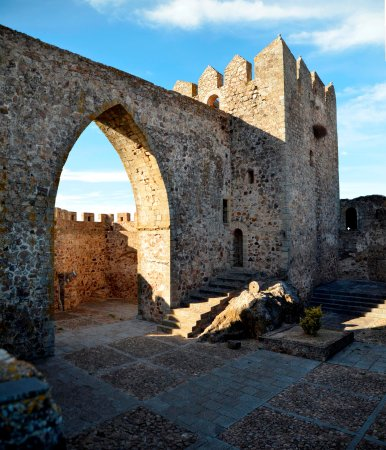 Alburquerque, Spain: Torre del homenaje