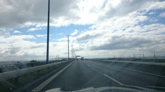 Puente de Oresund: Oresund bridge