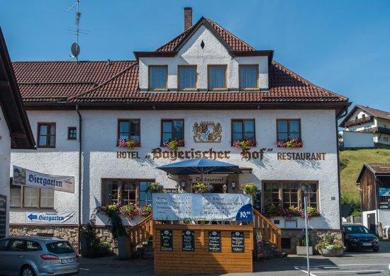 Hotel Bayerischer Hof Bodenmais Restaurant Bewertungen