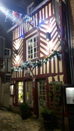 La Tortue Restaurant Honfleur France