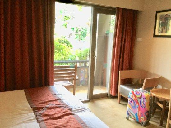 Green Park Resort: Bedroom