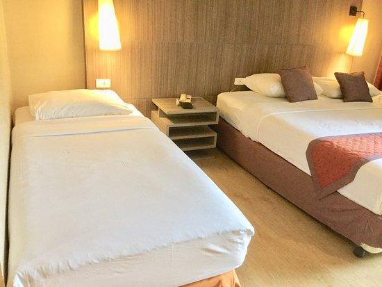 Green Park Resort : เตียงเสริม