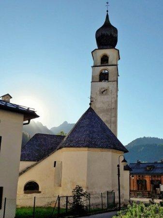Mareson, Itália: Esterno della chiesa