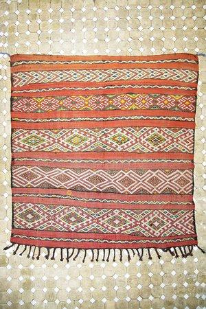 Regione di Tangeri-Tétouan, Marocco: Tradional carpet berber