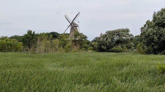 Windmill Island Gardens : DeZwann Windmill