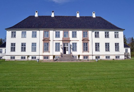 Holbaek, الدنمارك: Eriksholm Slot