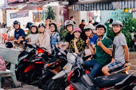 ‪A.N Saigon Food Tours‬