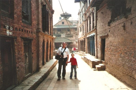 Bhairavnath Temple - Bhaktapur, Nepal