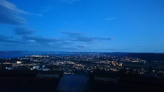 Scandic Holmenkollen Park: View from Room 1