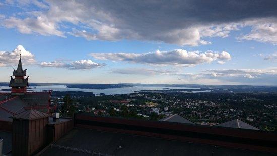 Scandic Holmenkollen Park: View from Room 2
