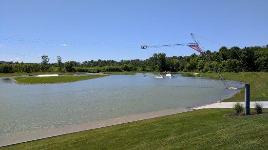 Hudsonville, MI: Action Wake Park 2