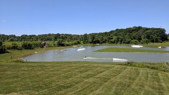 Hudsonville, MI: Action Wake Park 7
