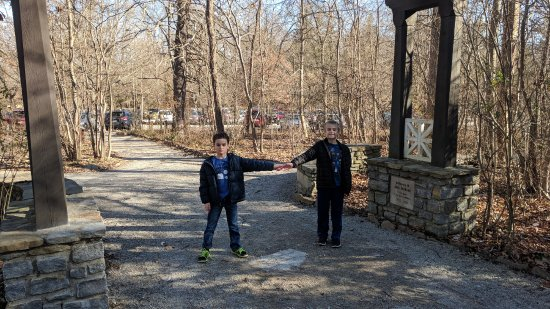 Milford, OH: Finish Line for Hike for Health