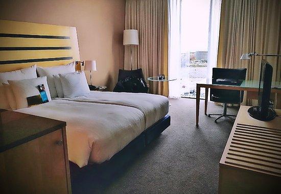 Clarion Hotel Copenhagen Airport: Standard room