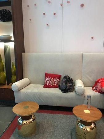 Executive Hotel Cosmopolitan Toronto: Recepção
