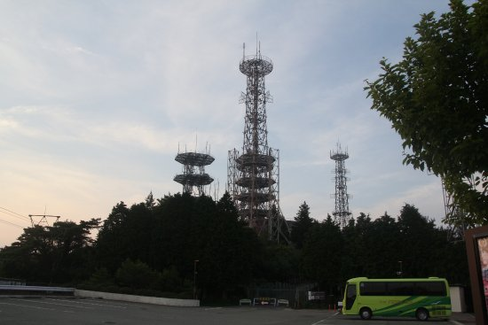 Kobe, Japón: 山頂にあるタワー