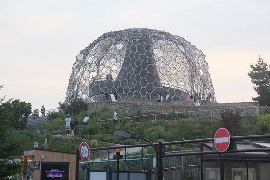 Kobe, Japón: 展望台六甲枝垂れ(有料)