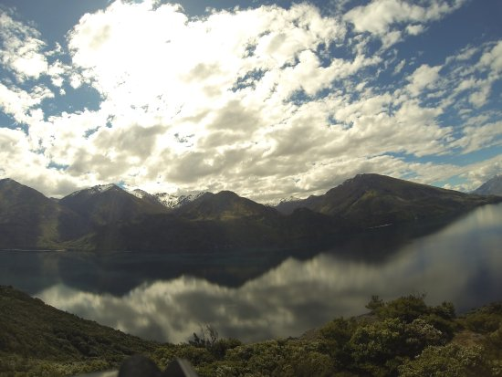Eco Wanaka Adventures: Stunning views and reflections