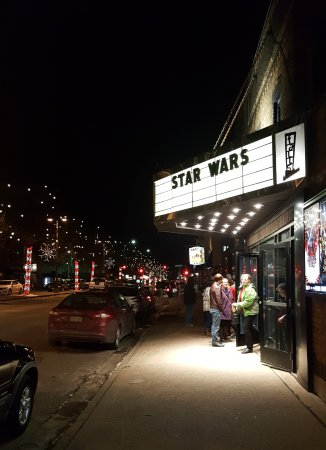 River Falls, WI: Star Wars - The Last Jedi.