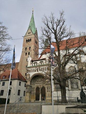 Dom St. Maria: Fachada