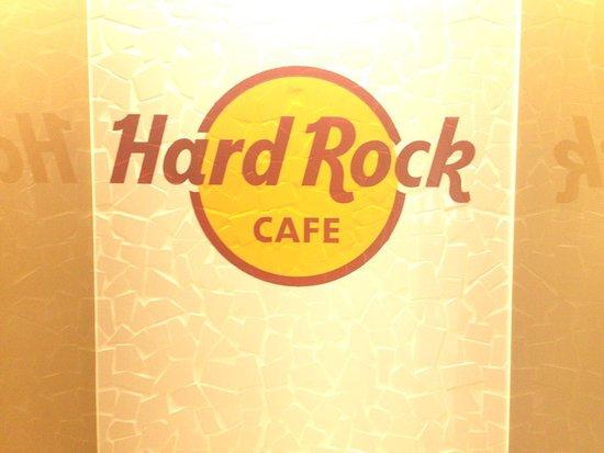 Hard Rock Cafe: decoración