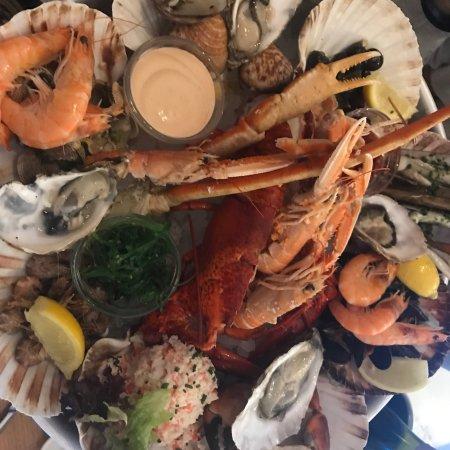 The Seafood Bar van Baerlestraat Photo