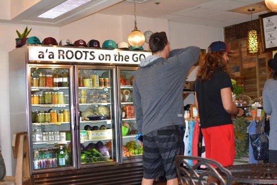 Aa Roots Maui: Take-out