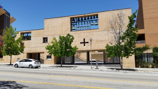 Cathedral of Our Lady of the Angels: Cathedral Nuestra Señora de Los Angeles