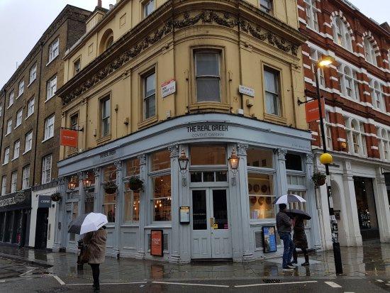 Restaurants Long Acre Covent Garden