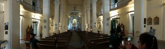 Cathedral of the Nativity of Our Lady: Macau Cathedral