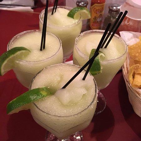 Los Mexicanos: Margaritas