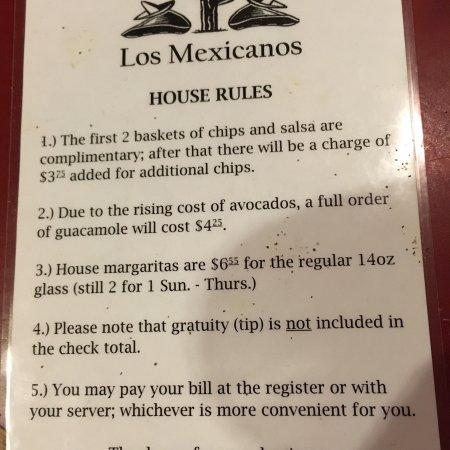 Los Mexicanos: Interesting