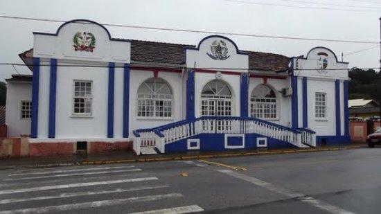Prefeitura Municipal de Penha SC (não é museu ainda)
