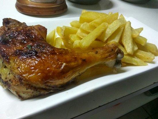 Ricuras Fast Food Peruanas Photo