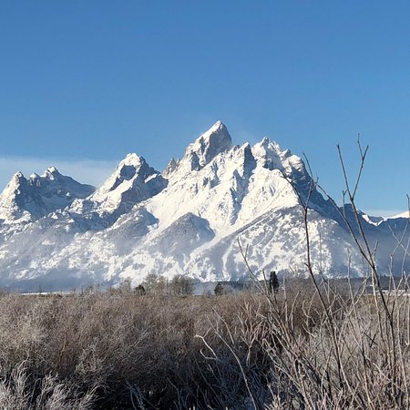 Christmas at Tetons & Yellowstone