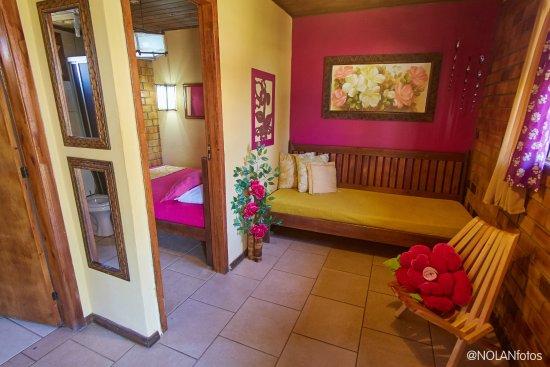 Hotel Praia Do Rosa: Suite STD