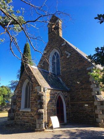 Maldon, Australia: Outside Front